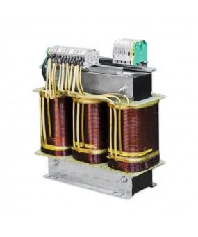 Three-phase transformer...