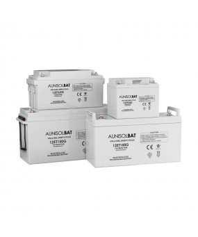 Gel deep cycle battery...