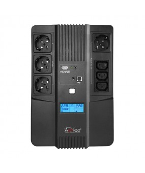 Multi-plug UPS EPC600D &...